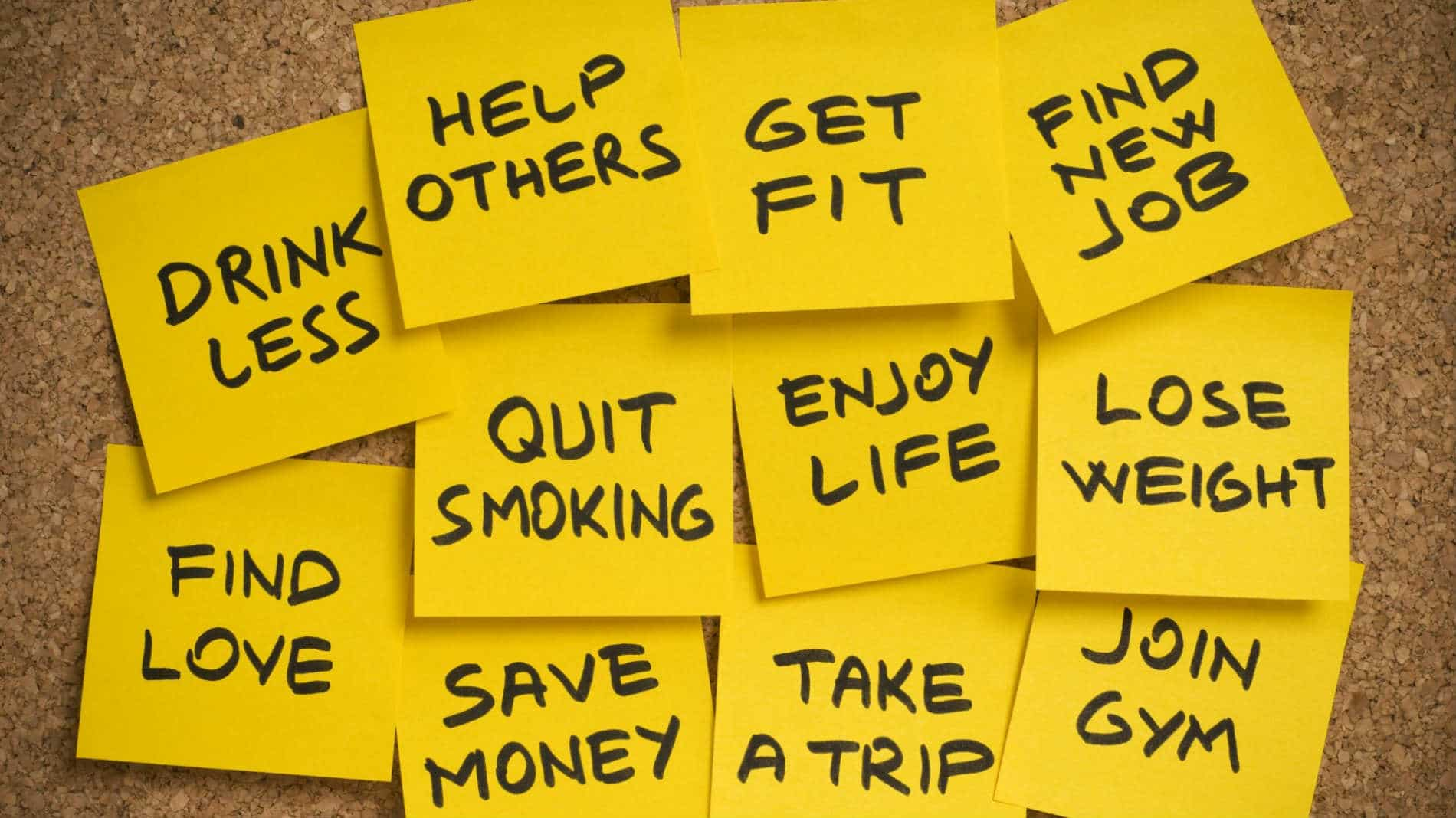 Setting attainable and enjoyable New Year's resolutions | Clise